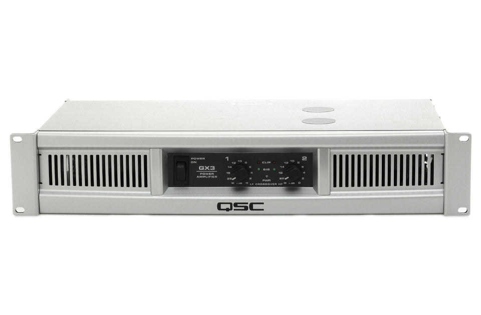 QSC GX3 Power Amplifier
