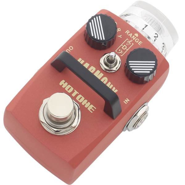 Hotone SPS-1 Harmony Pitch Shifter/Harmonist Pedal