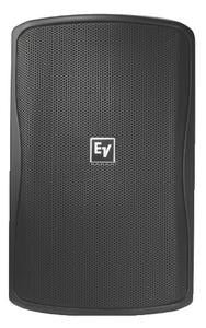 "Electro-Voice ZX1i100T BLACK 8"" Install Speaker with Transformer 100 X 100"