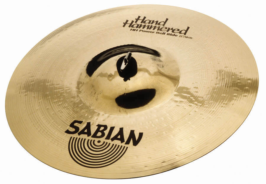 "Sabian 22"" HH Power Bell Ride Cymbal"