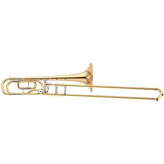 Yamaha YSL-448G Intermediate Tenor Trombone W/ F Attachment