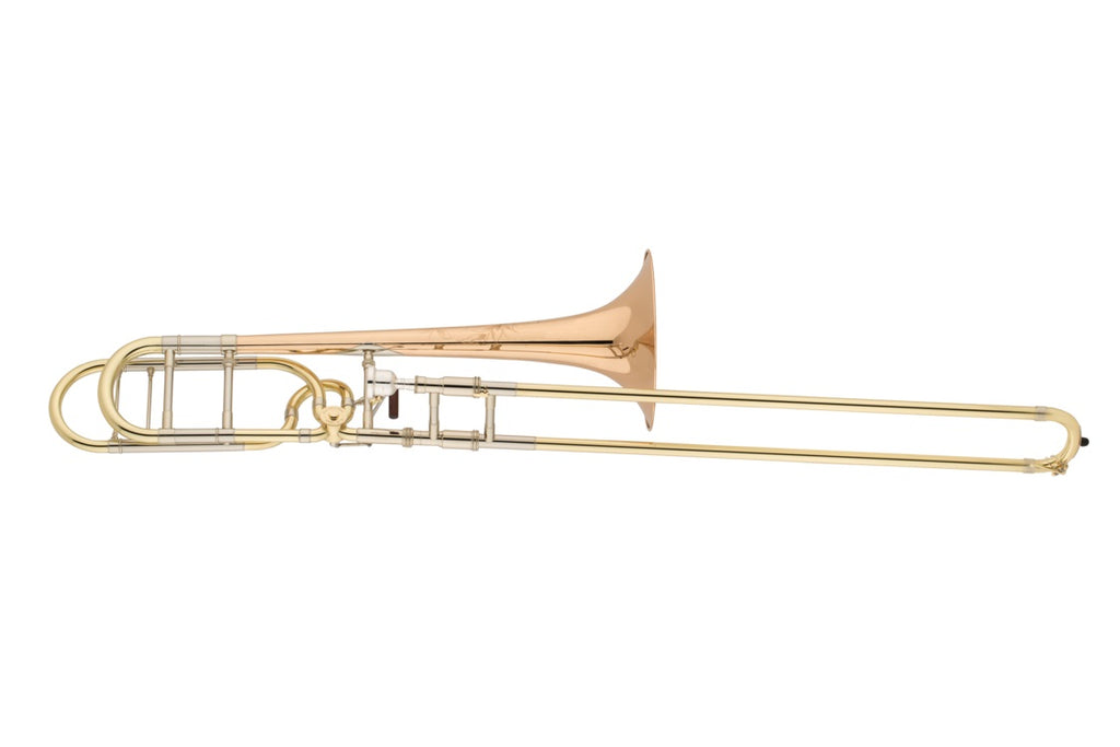 S.E. Shires TBVE Vintage Elkhart Tenor Trombone W/ Dual Bore F Attachment