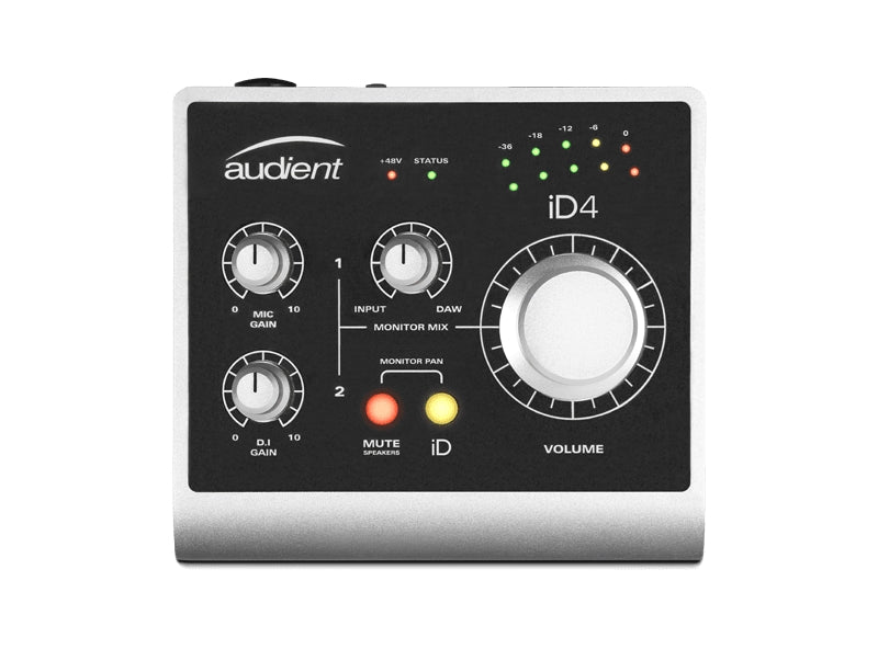 Audient ID4 High-Performance Audio Interface