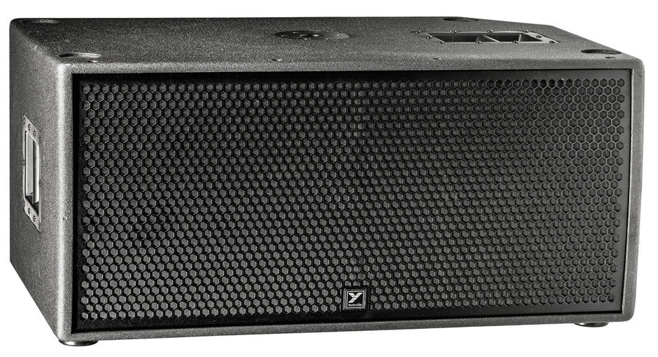 "Yorkville PSA2S Paraline Series 2400W Dual 15"" Powered Subwoofer"