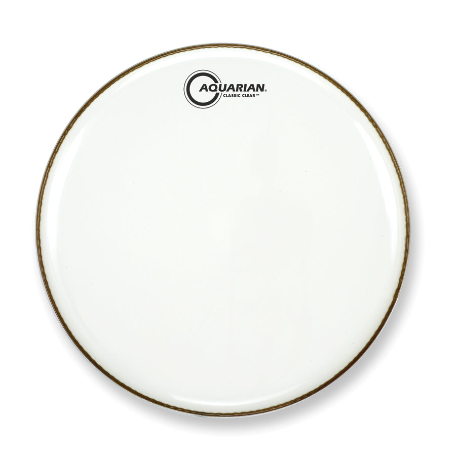 "Aquarian 13"" Classic Clear Drum Head"
