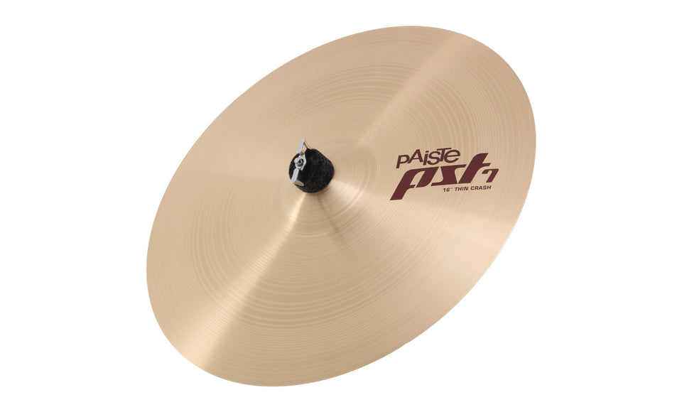 "Paiste 16"" PST 7 Thin Crash Cymbal"