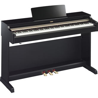 Yamaha Arius YDP162 Digital Piano - Polished Ebony