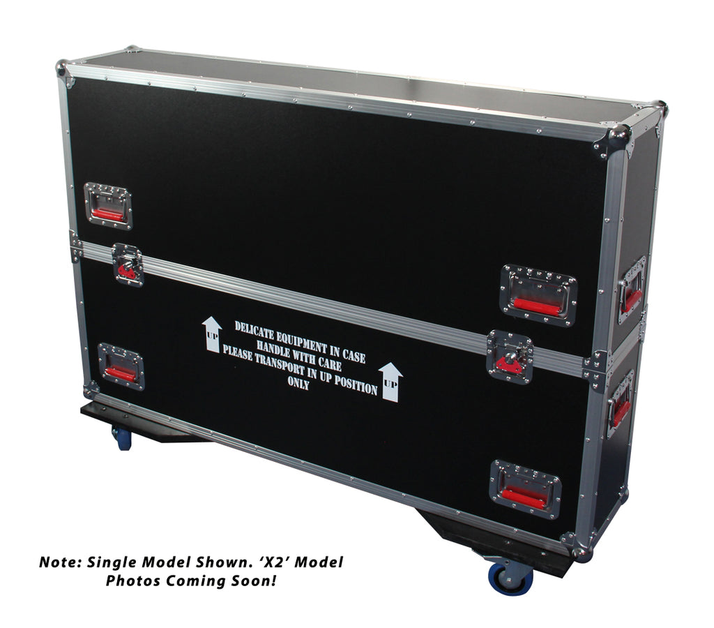 Gator G-TOURLCDV2-3743-X2 LED & LCD Case