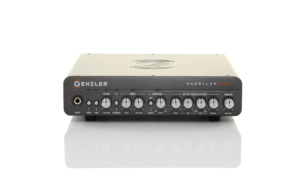 Genzler MG-800 Magellan 800W Bass Amplifier