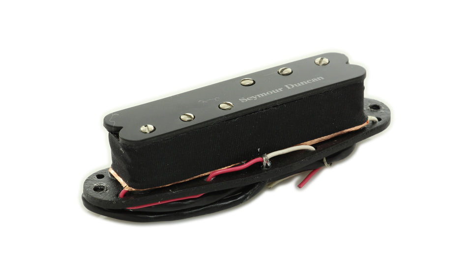 Seymour Duncan SDBR-1N Duckbuckers Single Coil Strat Neck Pickup - Black