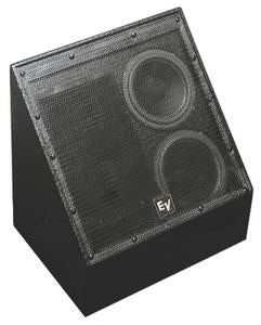 "ELECTRO-VOICE EVI-28-WH EVI Series Dual 8"" Two-Way Variable Intensity Loudspeaker (White)"