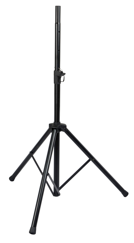 Rok-It Tripod Base Speaker Stand W/ Adjustable Height Twist Knob