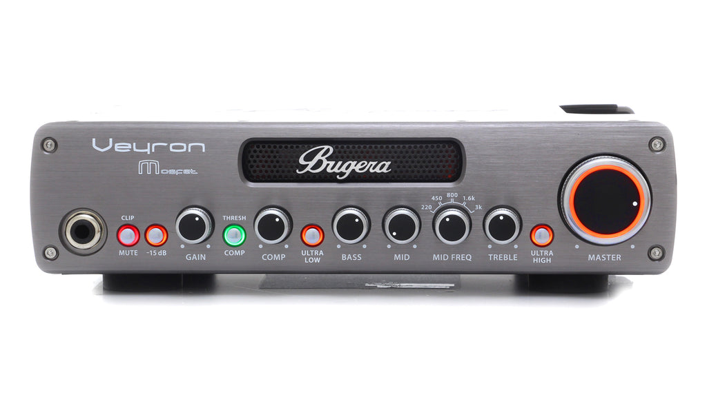 Bugera BV1001M Veyron MOSFET Bass Amplifier Head