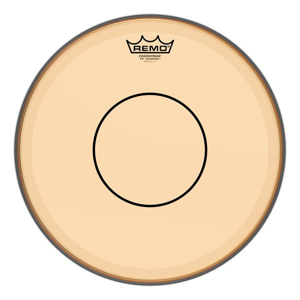 Remo Powerstroke 77 Colortone Drumhead - Orange