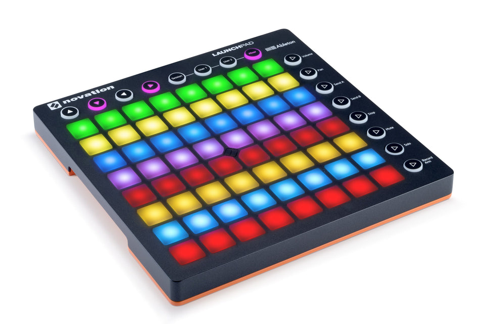 Novation Launchpad Mark II 64 Button Ableton Live Controller