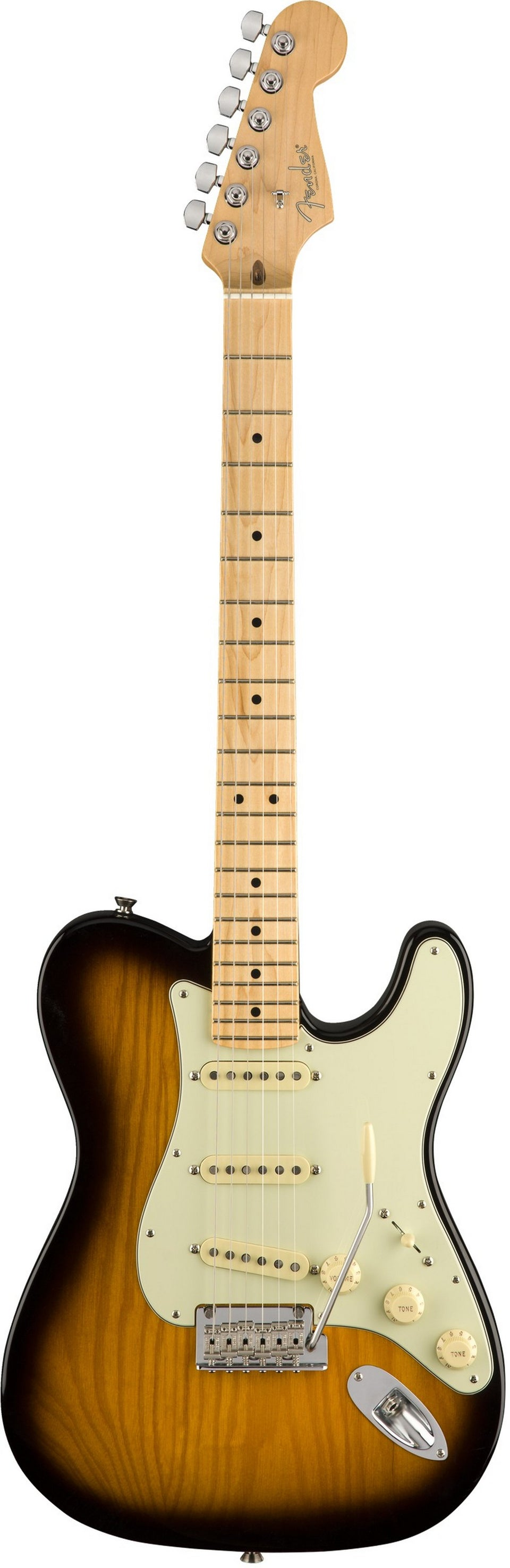 Fender 2018 Limited Edition Strat Tele Hybrid - 2 Color Sunburst