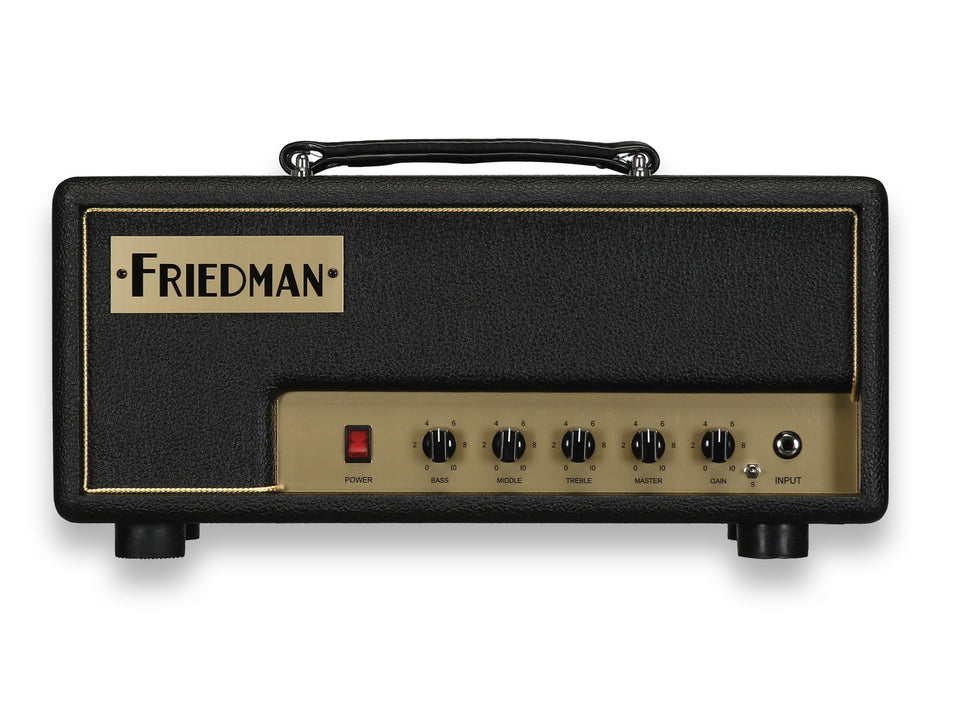 Friedman PT-20 Pink Taco 20W Handwired Amplifer Head