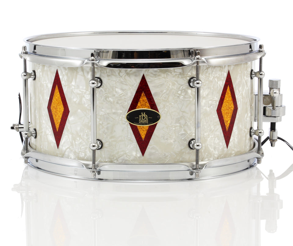 "RBH Monarch 14"" x 7"" Monarch Full Dress Snare Drum"