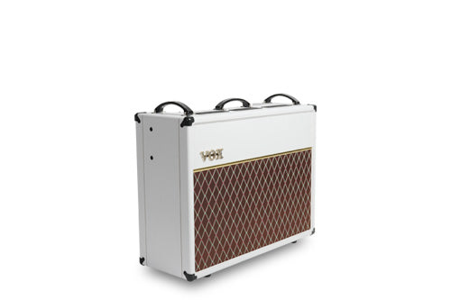 Vox LTD AC15C1 15w Tube Combo Amp - White Bronco
