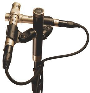 Shure KSM141/SL Stereo Pair Dual-Pattern End-Addressed Condenser Microphones