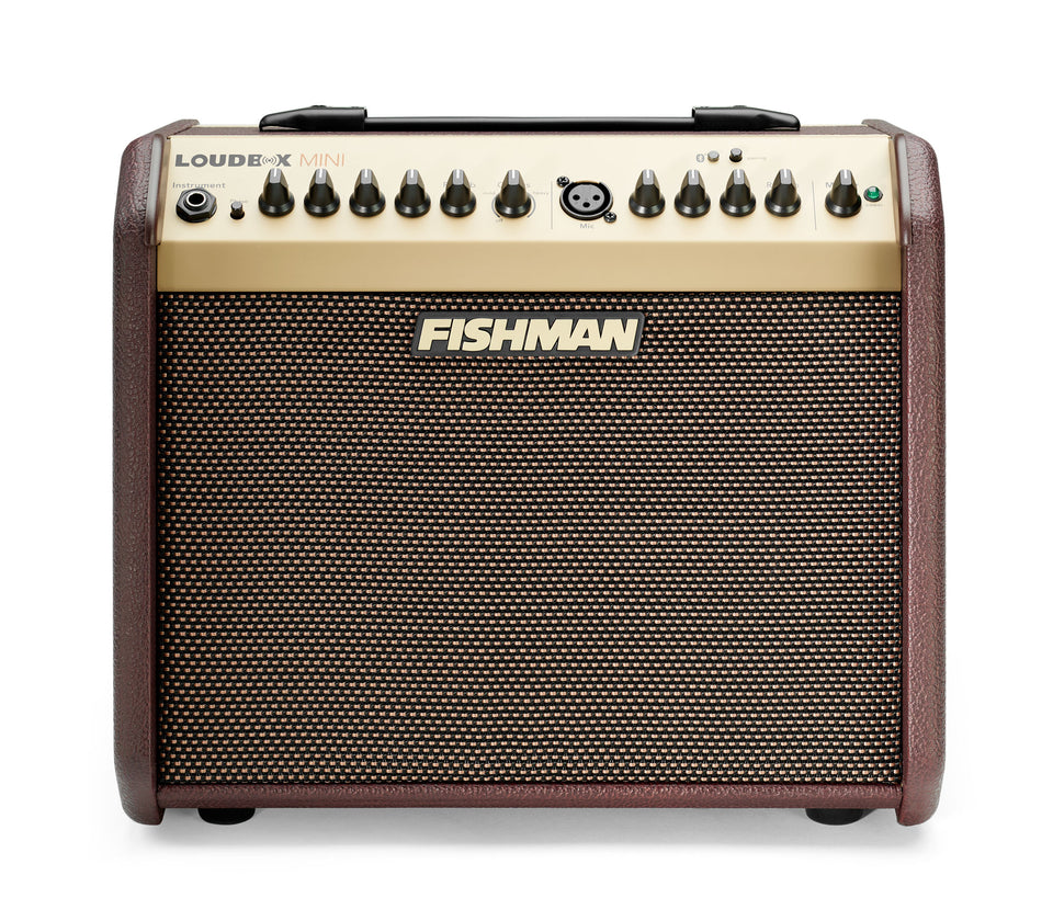 Fishman Loudbox Mini 60W Acoustic Amplifier w/ Bluetooth