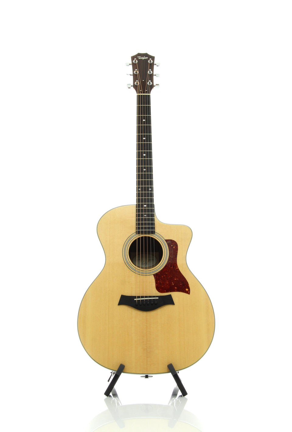 Taylor 214ce Deluxe Grand Auditorium ES2 Acoustic/Electric Guitar - Natural