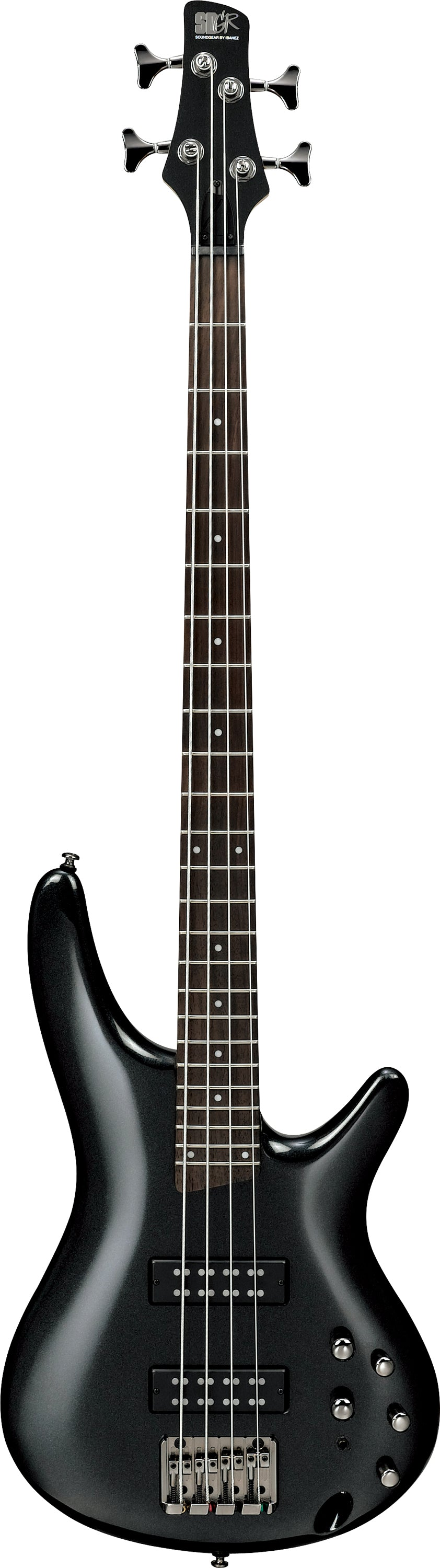 Ibanez SR300E Electric Bass - Iron Pewter