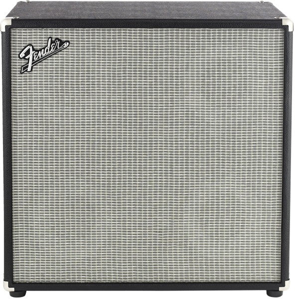 Fender Bassman 410 Neo Enclosure, Black Bass Amplifier Cabinet