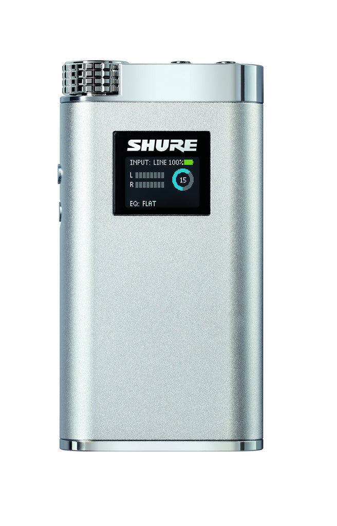 Shure SHA900 Portable Listening Amplifier