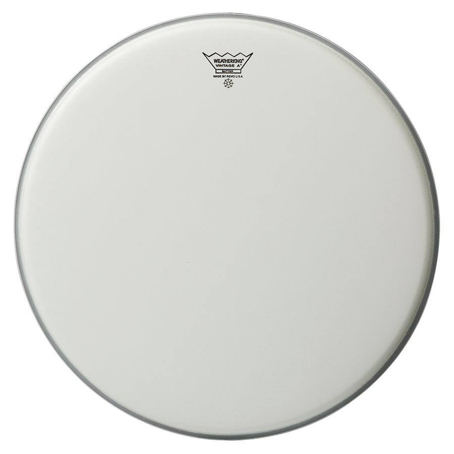 "Remo 15"" Coated Vintage A Drum Head"