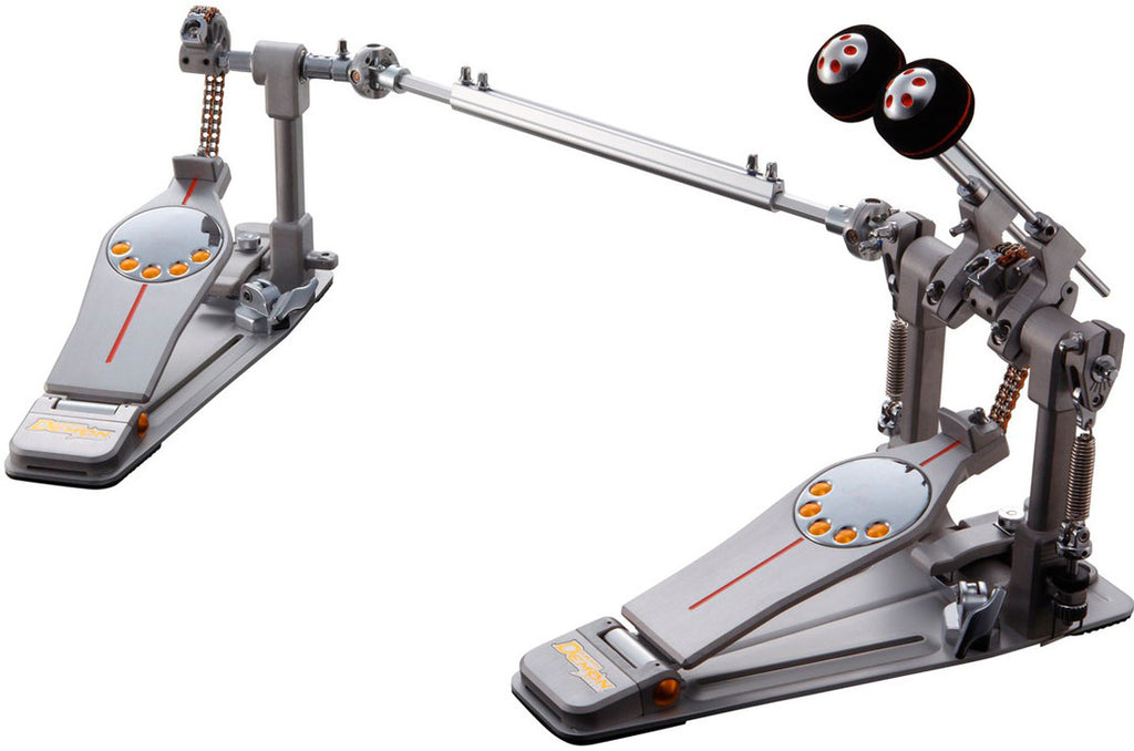 Pearl P3002CL Demon Chain Eliminator Bass Drum Double Pedal, Left