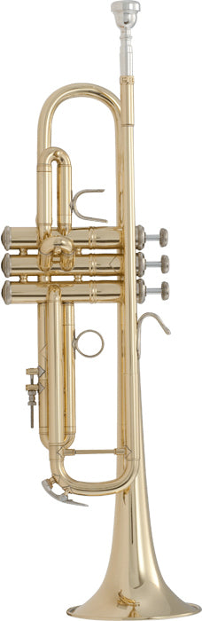 Bach LR18043 Stradivarius B-Flat Trumpet Outfit