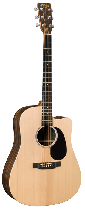 C.F. Martin DCX1AE Macassar Acoustic Electric Guitar