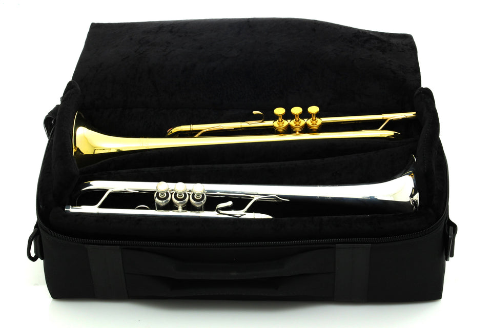 Brass Bags Premier Double Trumpet Gig Bag