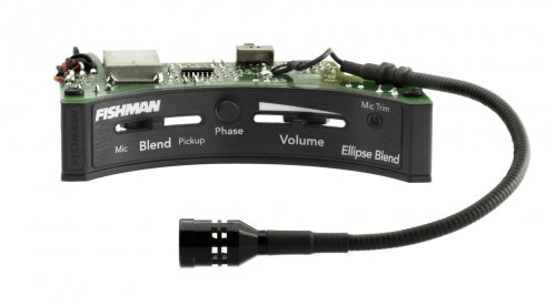 Fishman Ellipse Matrix Blend Undersaddle Guitar Pickup