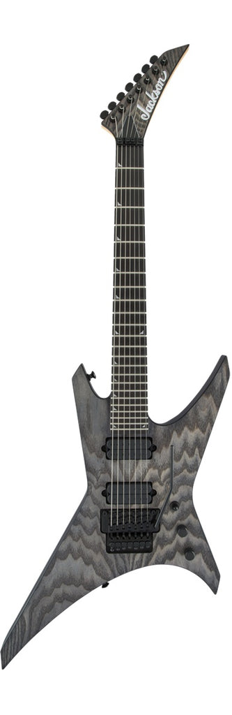 Jackson Pro Series Signature Dave Davidson Warrior WR7 7 String Electric Guitar - Ebony Fingerboard, Distressed Ash