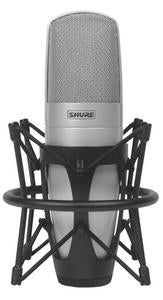 Shure KSM32/SL Side Address Cardioid Condenser Microphone