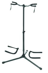 On-Stage Stands GS7252B-DUO Double Guitar Stand