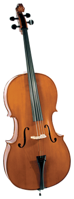 Cremona SC-175 42098 Cello Outfit 4/4