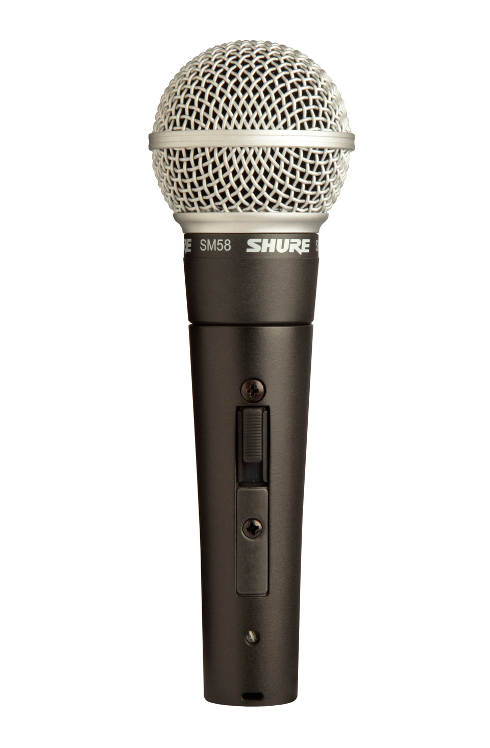Shure SM58S Legendary Live Vocal Dynamic Microphone With On/Off Switch