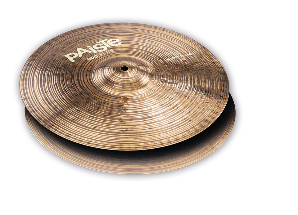 Paiste 900 Series Heavy Hi Hat Cymbals