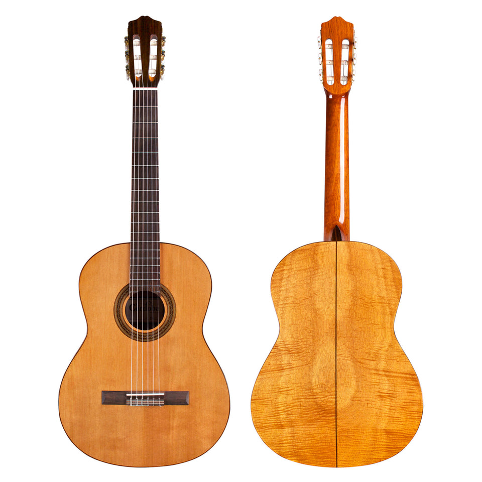 Cordoba C5 Limited Nylon String Guitar - Flamed Mahogany