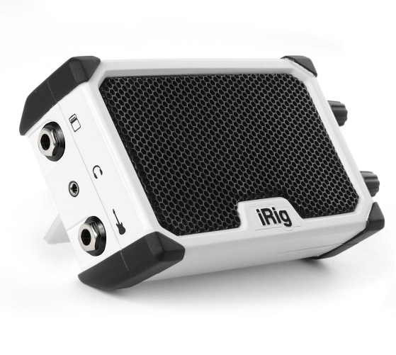 IK Multimedia iRig Nano Amp - White