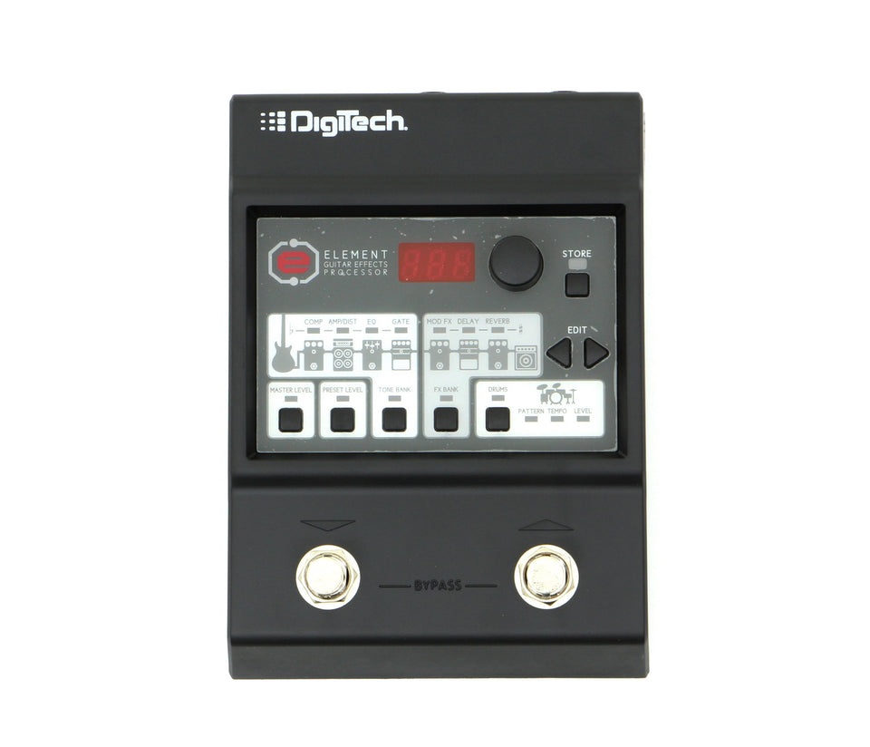 Digitech Element Guitar Effects Processor