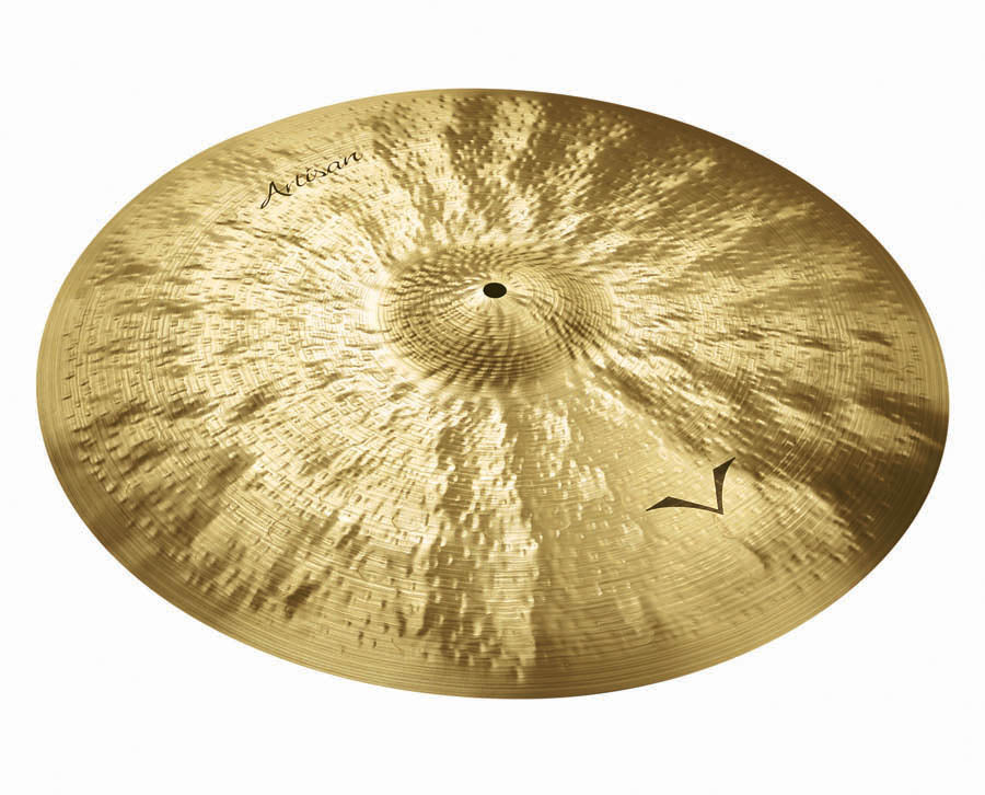 "Sabian 22"" Artisan Light Ride Cymbal Brilliant Finish"