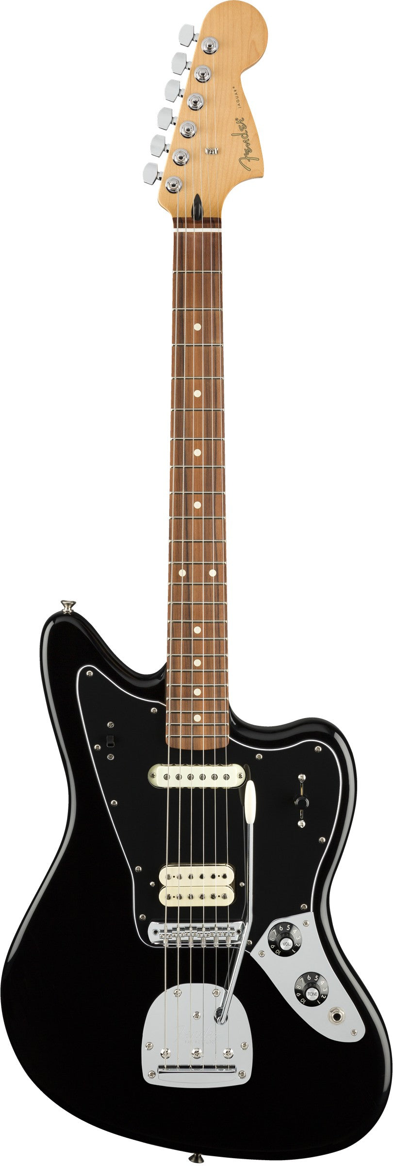 Fender Player Jaguar Electric Guitar, Pau Ferro Fingerboard