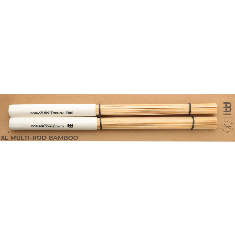 Meinl SB204 Bamboo XL Multi-Rod Bundle Sticks