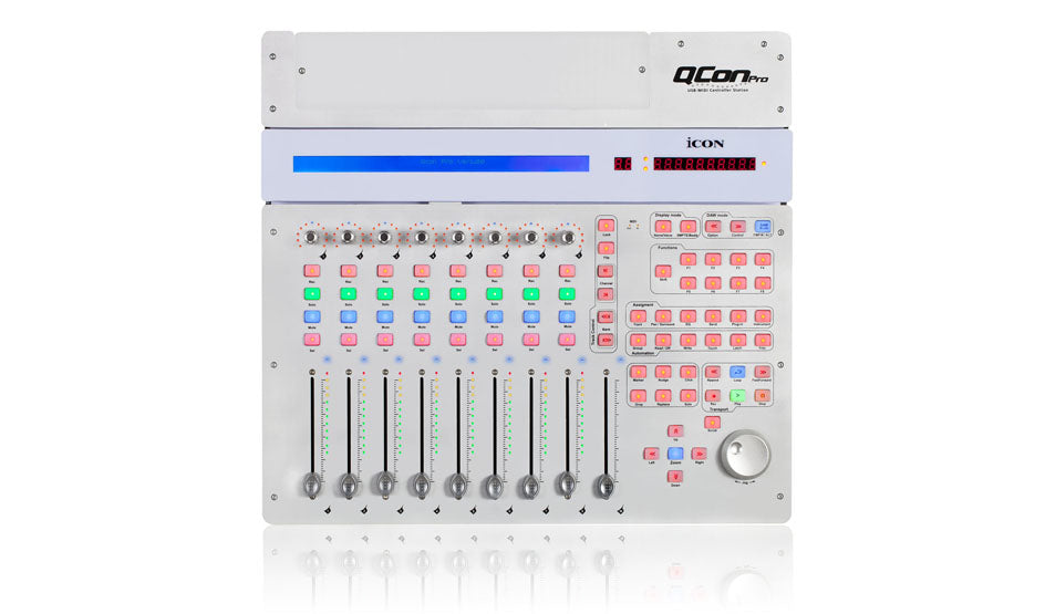 iCON Qcon Pro MIDI Recording Control Surface
