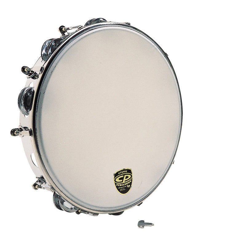 LP CP392 CP Tunable Metal Tambourine