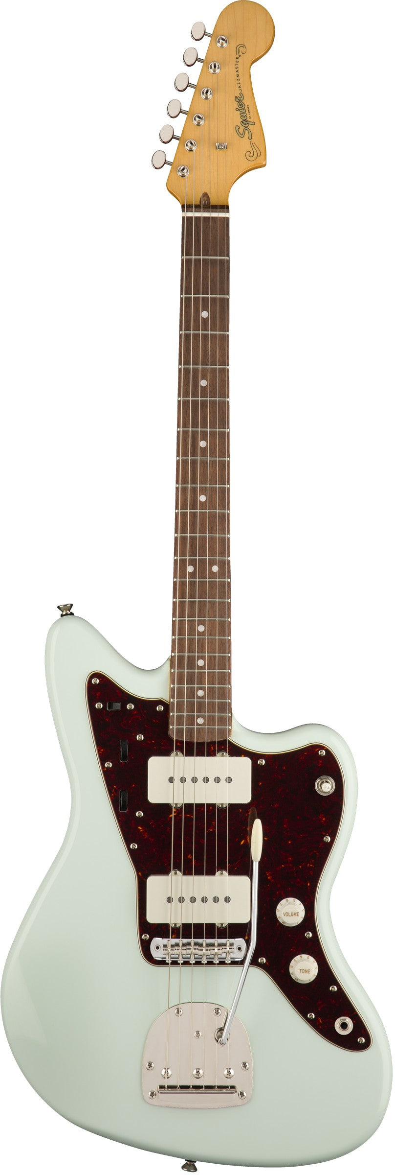 Squier Classic Vibe '60S Jazzmaster Electric Guitar, Laurel Fingerboard